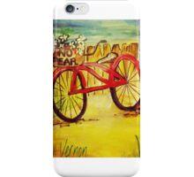 Cruisin' iPhone Case/Skin