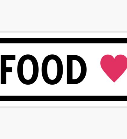 Food Sticker