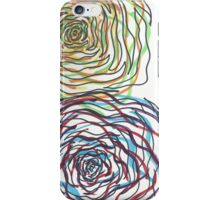 Floral Superimpose iPhone Case/Skin