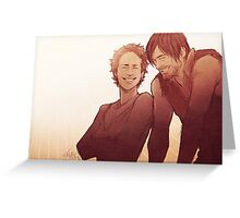 Caryl - Emotion Challenge Greeting Card
