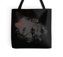 The Hollowed Champion Tote Bag