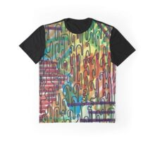 Squiggle Graphic T-Shirt