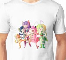 Tokyo Mew Mew Gets Weird Unisex T-Shirt