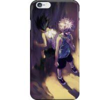 HxH - Hyouri Ittai iPhone Case/Skin