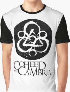 Coheed Cambria Band Graphic T-Shirt