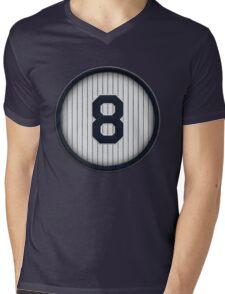 8 - Yogi Mens V-Neck T-Shirt