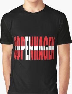 Copenhagen. Graphic T-Shirt