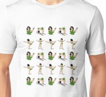 Broad City. Ilana model weed Unisex T-Shirt