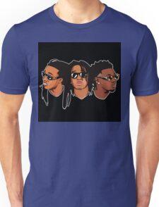 Migos Drawing Art Unisex T-Shirt