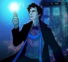 Sherlock - The Doctor? by Sempaiko