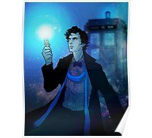 Sherlock - The Doctor? Poster