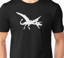 Ultimate Dinosaur (white design) Unisex T-Shirt