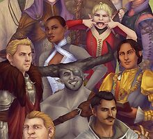 INQUISITION!! by Atarial