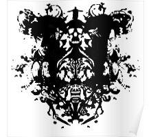 Sherlock - Rorschach Poster