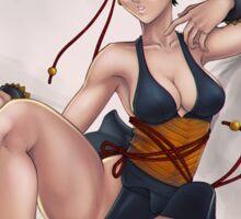 Street Fighter IV - Chun-Li  Sticker