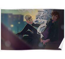Sherlock - Rooftop  Poster