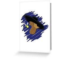 BEY SLAY Greeting Card