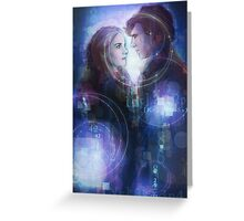 Sherlolly - The Chemicals Between Us Greeting Card