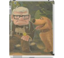 Dug, Kevin, Carl, Ellie, Balloons, Russell, Floating House iPad Case/Skin