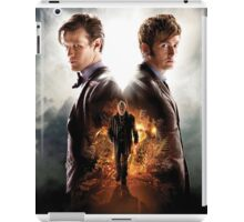 Doctor Who - Day of the Doctor Poster iPad Case/Skin