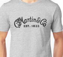 Martin & Co black Unisex T-Shirt