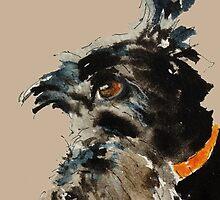 Brandy Scottie Dog by archyscottie