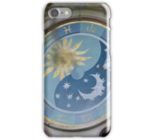 A Clock Tick Tock Once SKYBUCKET iPhone Case/Skin