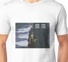 Doctor Who and Jack Unisex T-Shirt