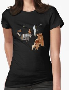 Vincent Jules & Mia Womens Fitted T-Shirt