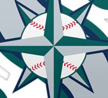 America's Game - Seattle Mariners Sticker