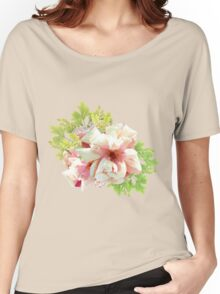 Summer - Bloomed 002 Women's Relaxed Fit T-Shirt