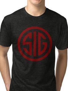 Sig Sauer Firearms Tri-blend T-Shirt
