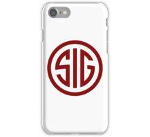 Sig Sauer Firearms iPhone Case/Skin