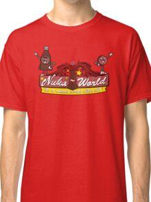 Nuka World - Color Logo Classic T-Shirt