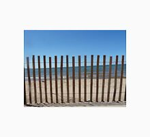 Beach Fence Unisex T-Shirt