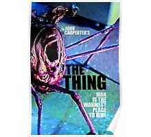 THE THING 9 Poster