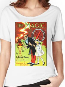 The Magic of Oz Women's Relaxed Fit T-Shirt