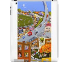 Inner city games iPad Case/Skin