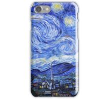 The Starry Night Van Gogh iPhone Case/Skin