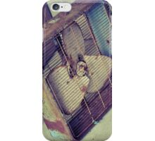 """""""Shabby Chic Rusty Antique"""" iPhone Case/Skin"""