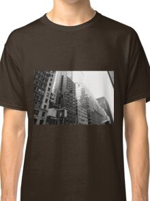Wall and Water Classic T-Shirt