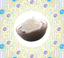 Laces & Rhinestones - Choco Pudding by PixelClinique