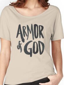 Armor of God Women's Relaxed Fit T-Shirt