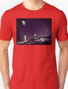 Fun On The Moon Unisex T-Shirt