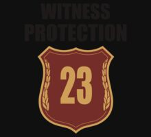 """""""Witness"""" Protection - We Are All Witnessnes One Piece - Short Sleeve"""