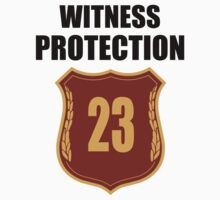 """Witness"" Protection - We Are All Witnessnes One Piece - Short Sleeve"