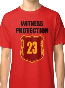"""""""Witness"""" Protection - We Are All Witnessnes Classic T-Shirt"""