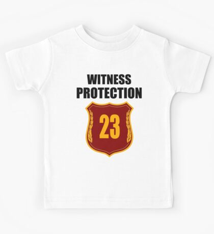 """Witness"" Protection - We Are All Witnessnes Kids Tee"