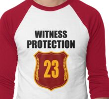 """Witness"" Protection - We Are All Witnessnes Men's Baseball ¾ T-Shirt"