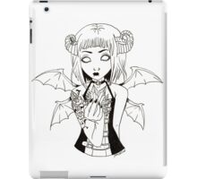 Crystal Demon iPad Case/Skin